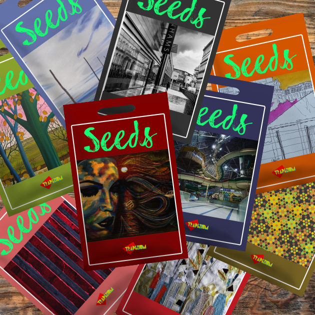 Seeds Album Cover